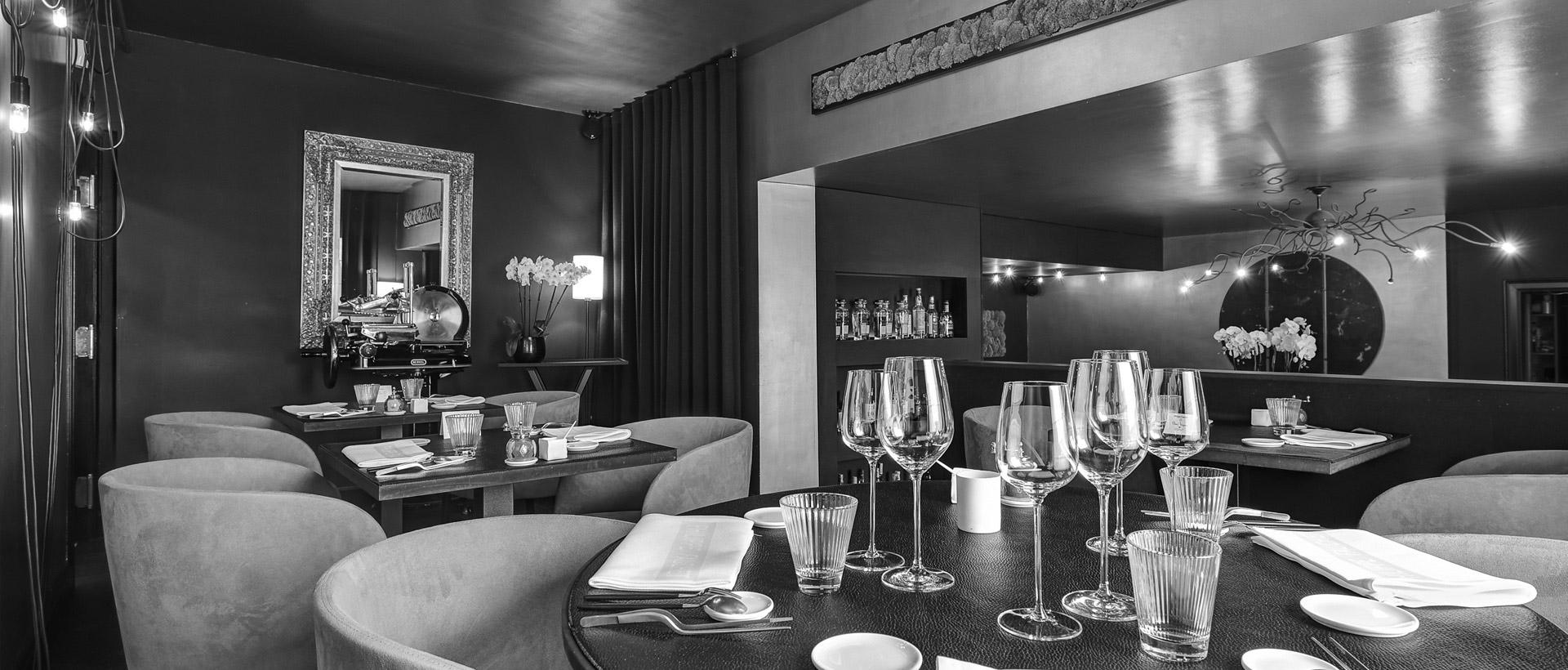 Philippe Fauchet - Restaurant